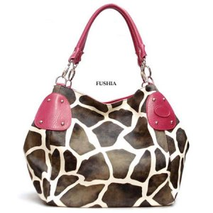 fuchsia-large-vicky-giraffe-print-faux-leather-satchel