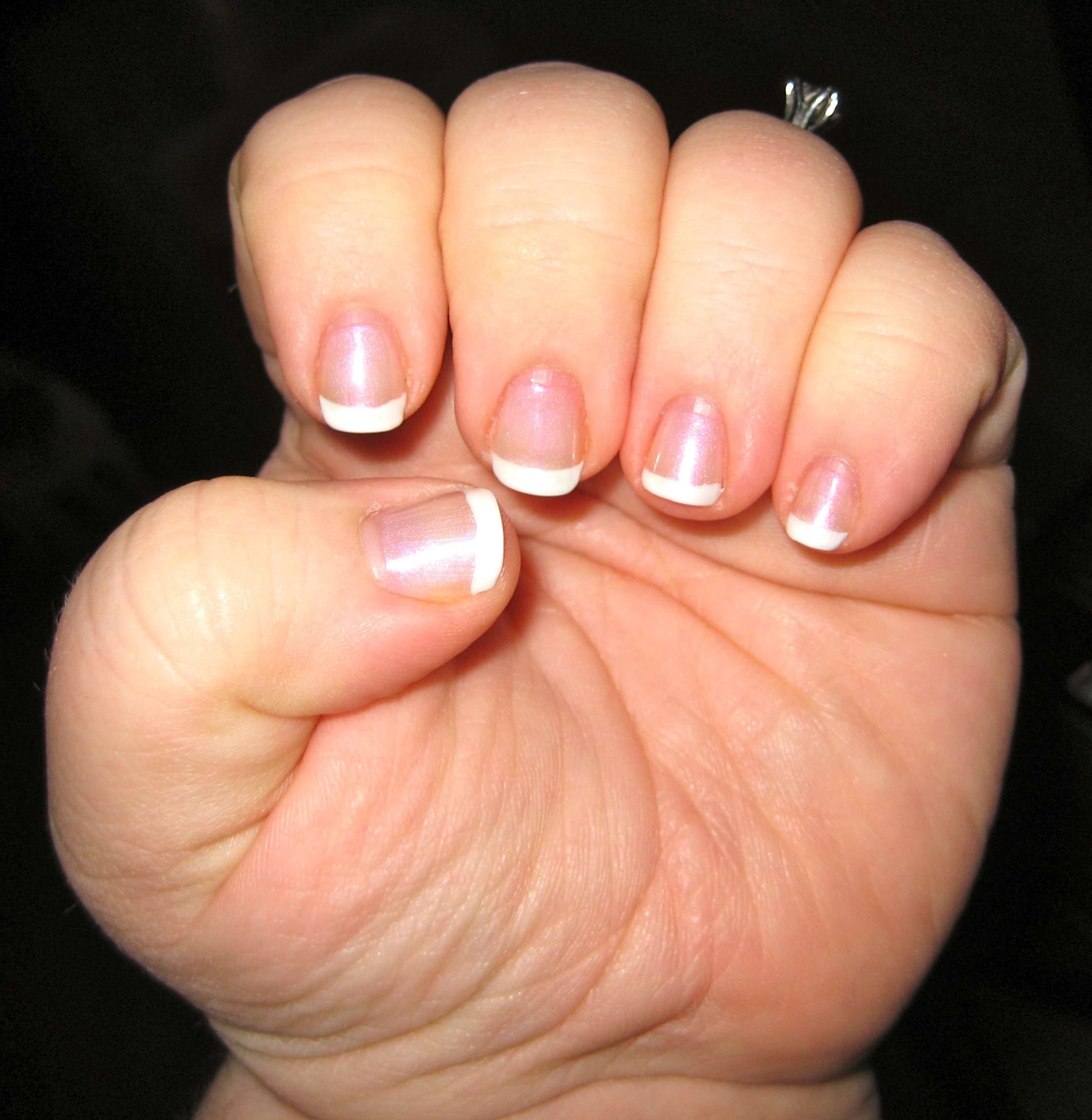 of Growth in my Nail Bed